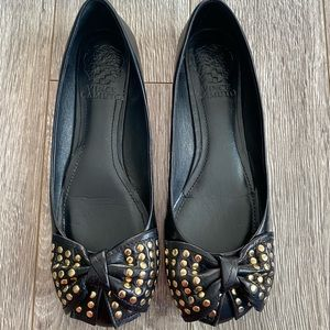 Vince Camuto Bow Flats